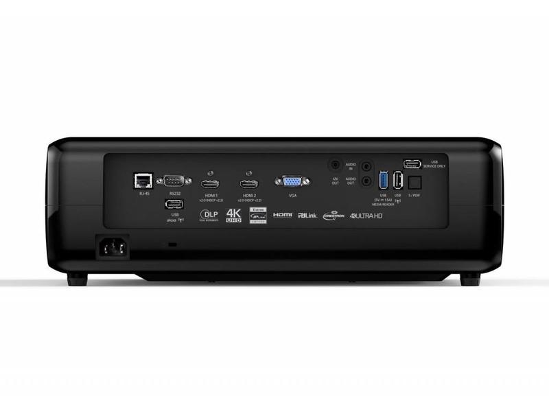 Optoma UHD370X Ultra HD 4K Home Cinema Beamer