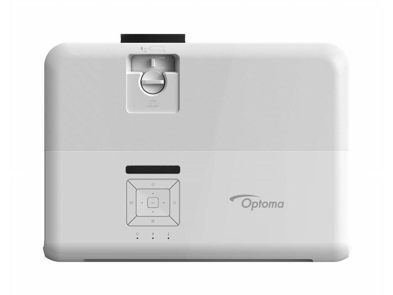 Optoma 4K Ultra HD beamer met 5000 ANSI lumens