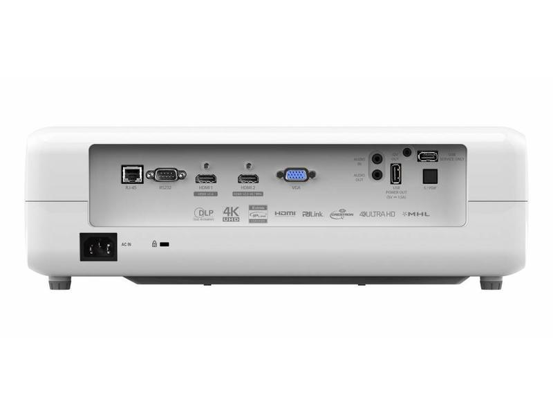 Optoma 4K Ultra HD Short Trow beamer