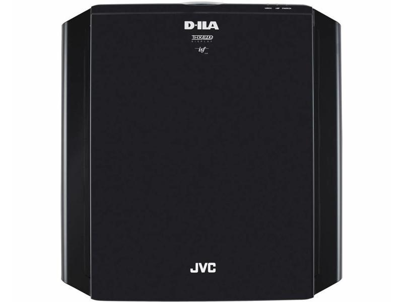 JVC 4K Home Cinema Beamer zwart