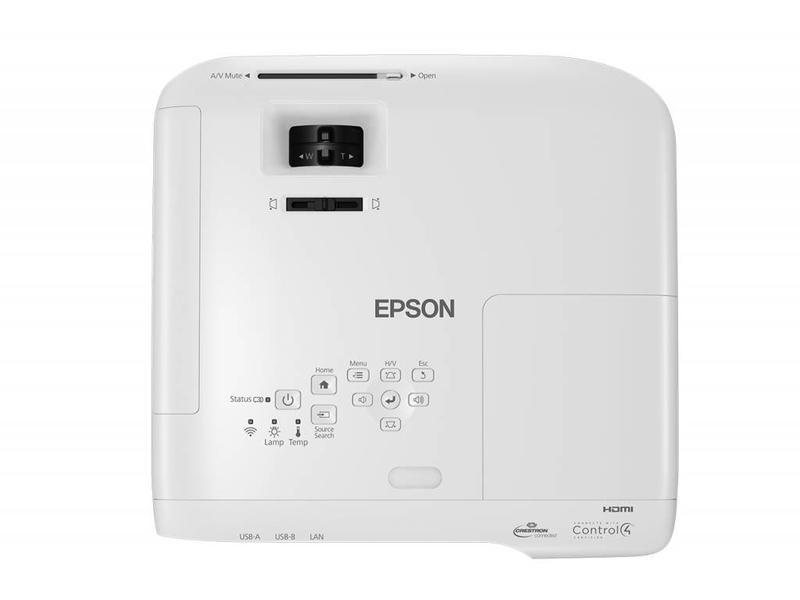 Epson Zakelijke beamer met 4200 ANSI lumens
