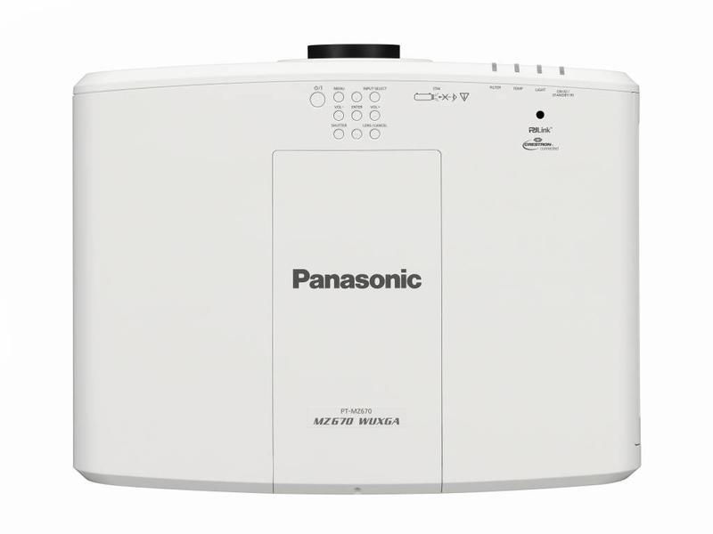 Panasonic Panasonic PT-MZ670EJ laser beamer