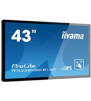 iiyama Iiyama ProLite TF4339MSC-B1AG Full HD