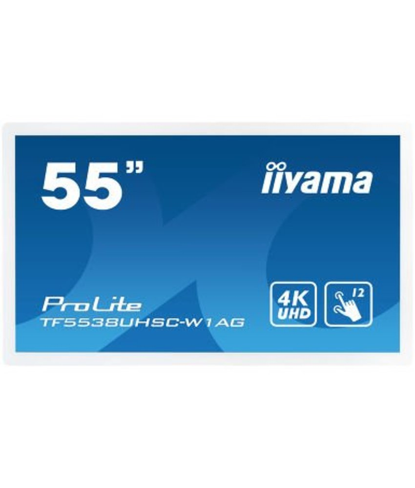 Iiyama ProLite 55 inch Wit