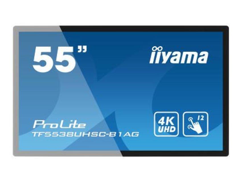 Iiyama ProLite 55 inch zwart
