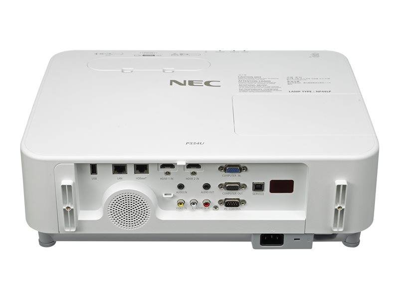 NEC NEC P554W beamer