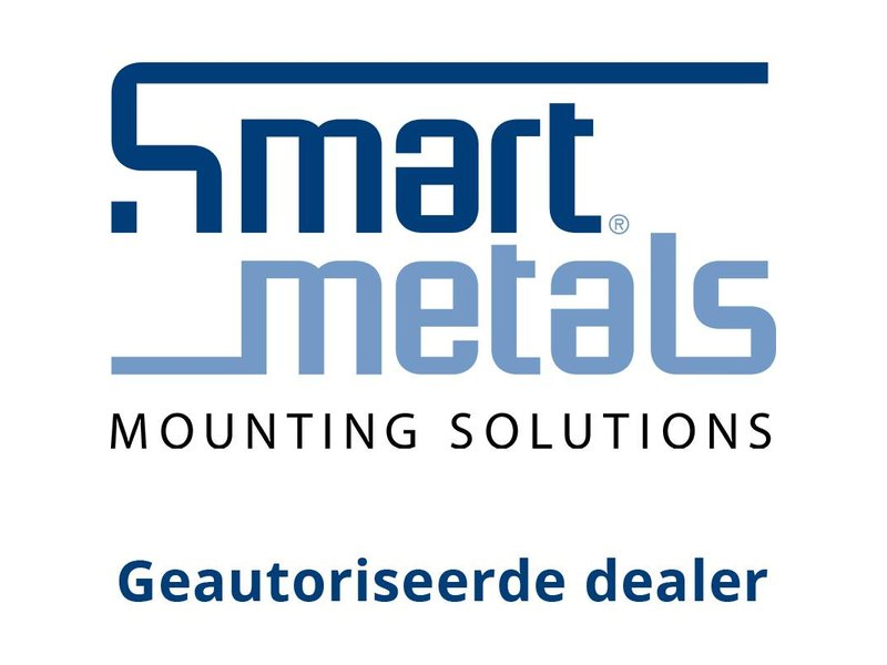 Smartmetals SmartMetals L2 Plafondbeugel incl. brackets