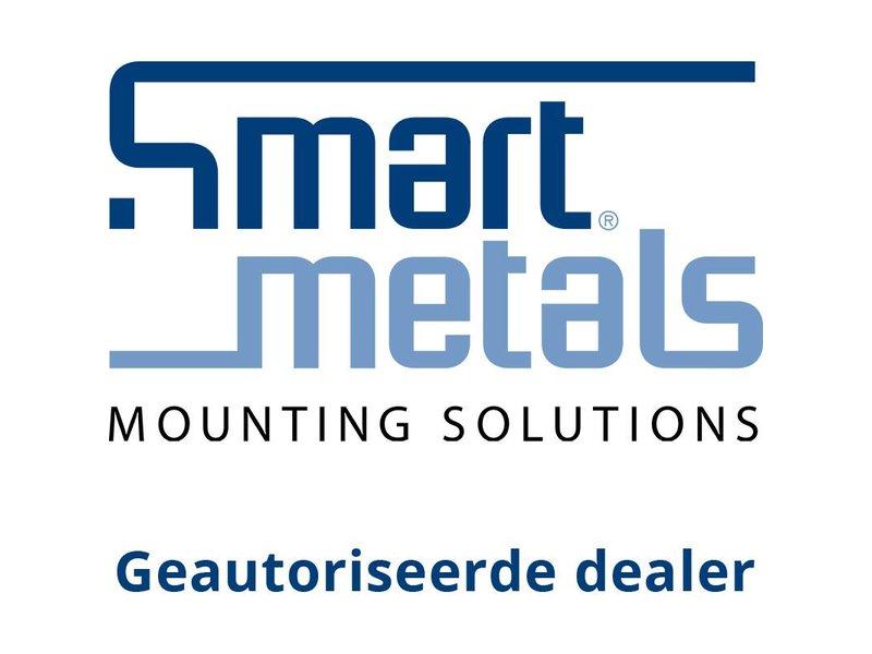 Smartmetals SmartMetals L4 universele plafondbeugel wit (verstelbaar)