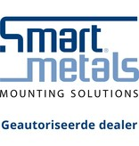 Smartmetals SmartMetals L5 universele plafondbeugel wit (verstelbaar)