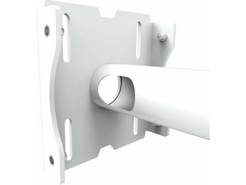 Smartmetals SmartMetals universele muurbeugel 85-135 cm wit
