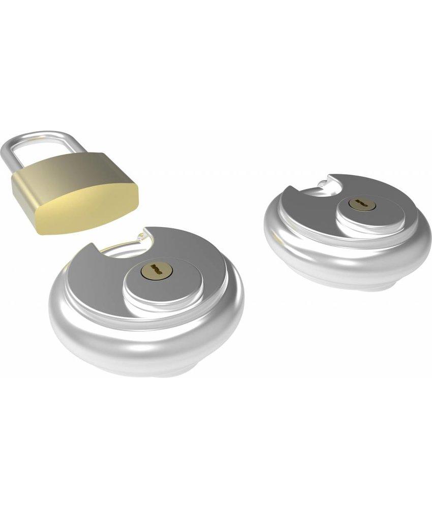 Smartmetals slotenset Projectorkooi