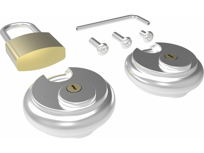 Smartmetals slotenset L3-L6 Projectorkooi