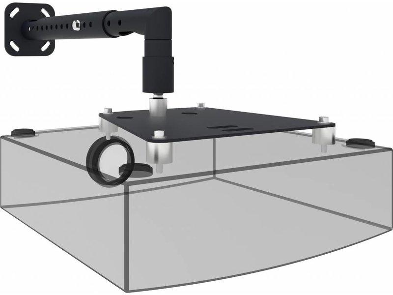 Smartmetals SmartMetals haakse muurbeugel 35-63 cm