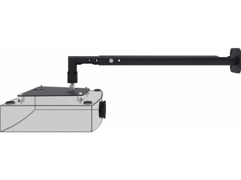 Smartmetals SmartMetals haakse muurbeugel 60-100 cm