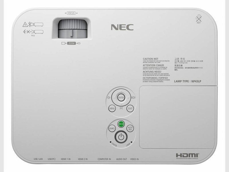 NEC NEC ME301X mobiele XGA beamer