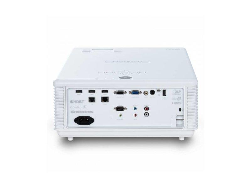 Viewsonic Viewsonic LS800WU installatie laser beamer