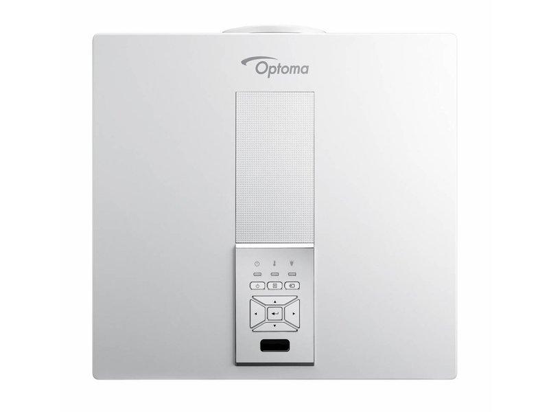 Optoma Optoma ZU500T White Full HD Laser beamer
