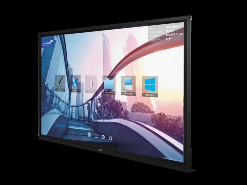 Legamaster Legamaster STX-8650UHD interactieve display