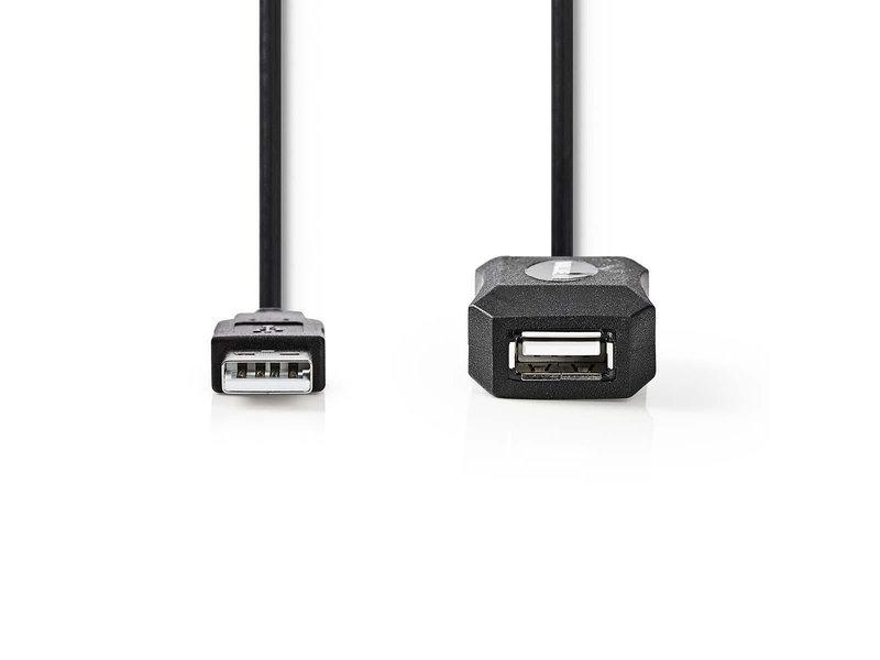 Nedis Nedis USB verlengkabel 10 meter