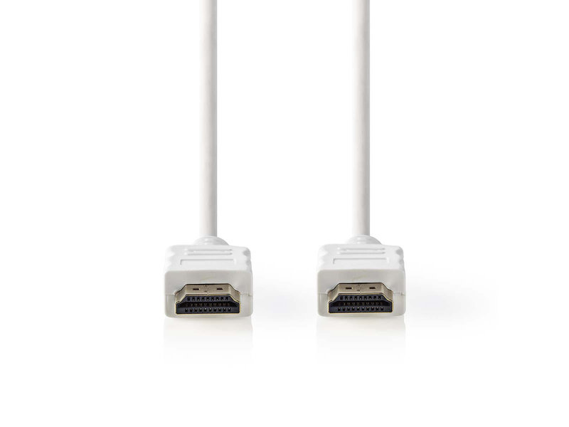 Nedis Nedis 5m HDMI wit