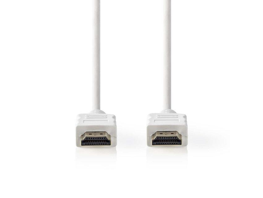 Nedis 5m HDMI wit