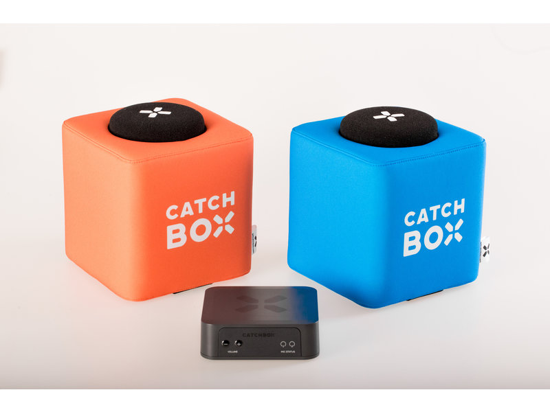 Catchbox Catchbox Presenter Mic voor Catchbox Plus