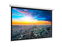 Projecta Compact Electrol WS HDTV mat wit