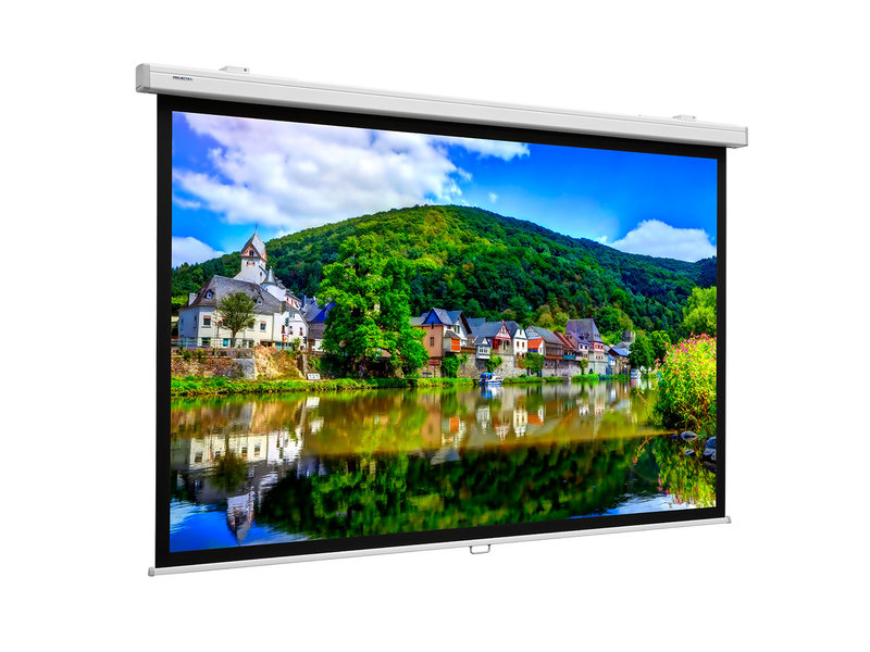 Projecta Projecta ProScreen mat wit 16:10 extra bovenrand
