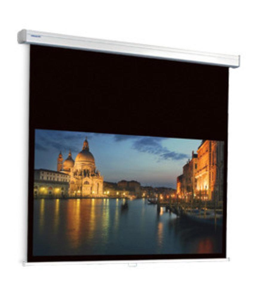 Projecta ProScreen CSR mat wit 4:3 extra bovenrand