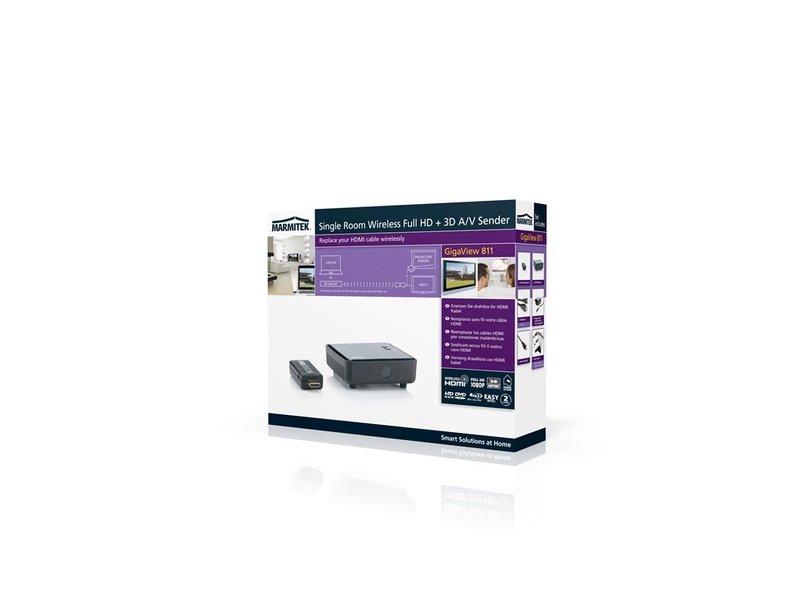 Marmitek Marmitek GigaView 811 HDMI extender