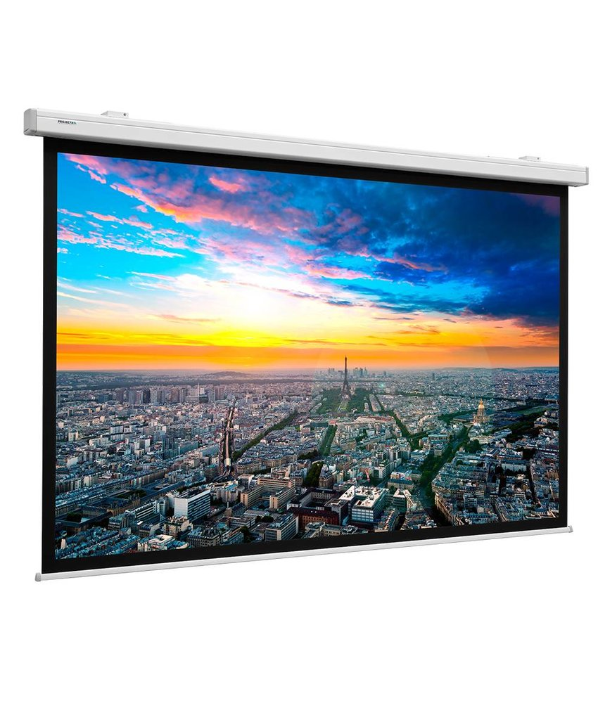 Projecta Compact Electrol RF HDTV mat wit