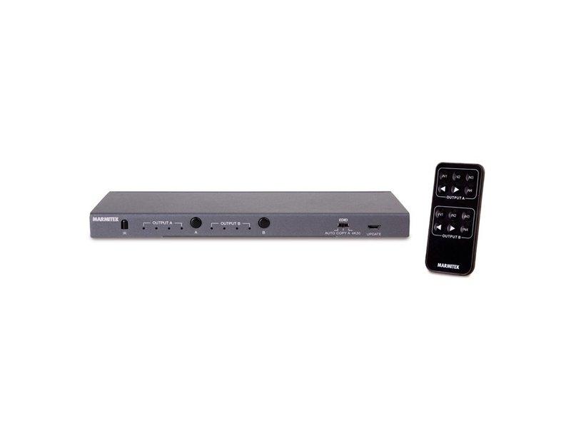 Marmitek Marmitek Connect 542 UHD HDMI matrix switch