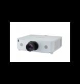 Hitachi Hitachi CP-X8800 installatie beamer zonder lens.