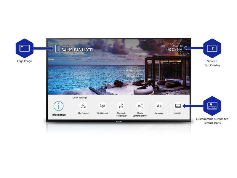 Samsung Samsung HJ690U 4K UHD Hospitality Display