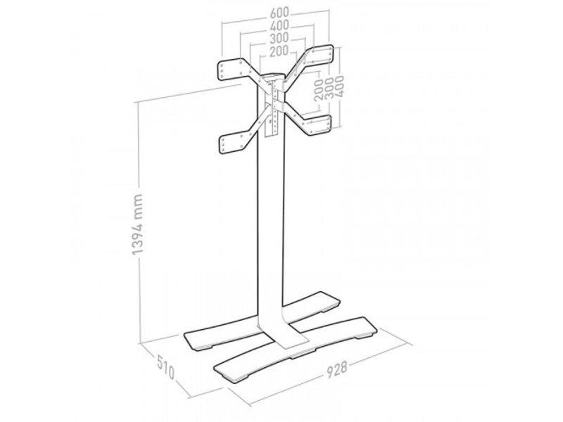 Erard Erard Will 1400 XL universele trolley