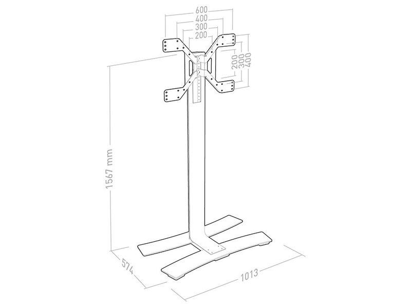 Erard Erard Will 1600 XXL universele trolley