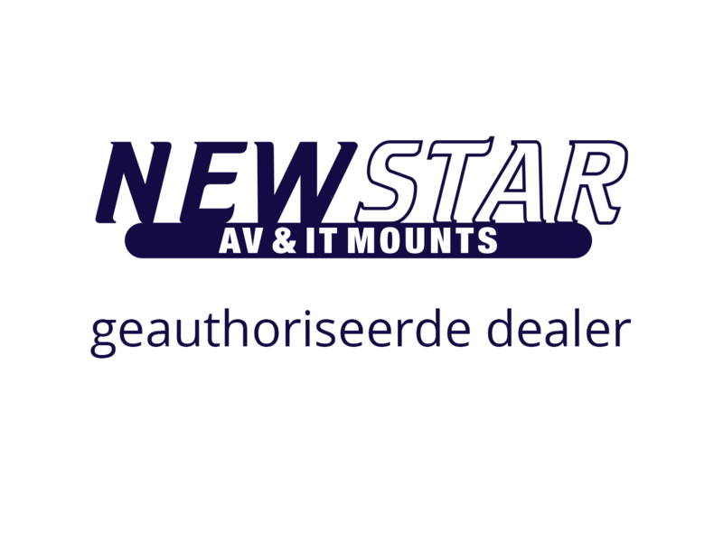 Newstar Newstar NM-W440WHITE flat panel muur steun