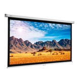 Projecta Projecta Slimscreen video mat wit projectiescherm