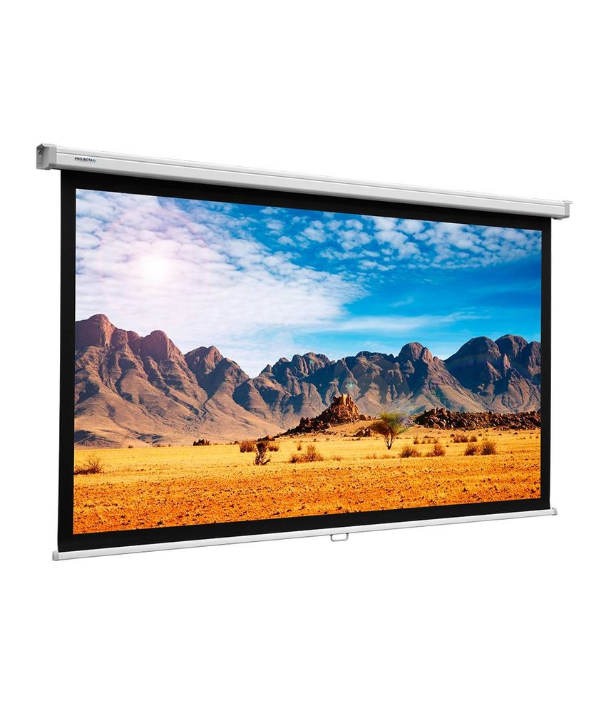 Projecta Slimscreen video mat wit