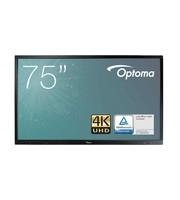 """Optoma Optoma OP751RKe interactieve 4K display 75"""""""