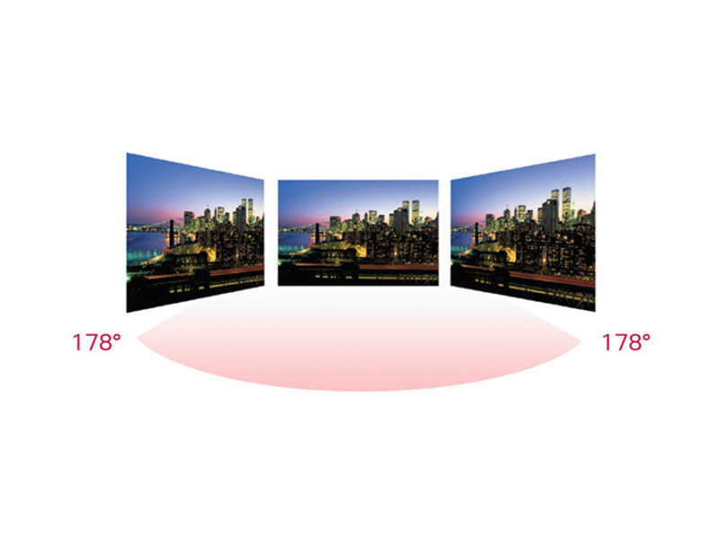 LG Videowall 110 inch diagonaal