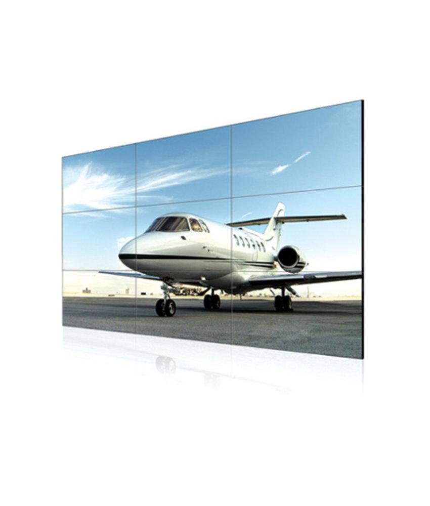 Videowall 110 inch diagonaal