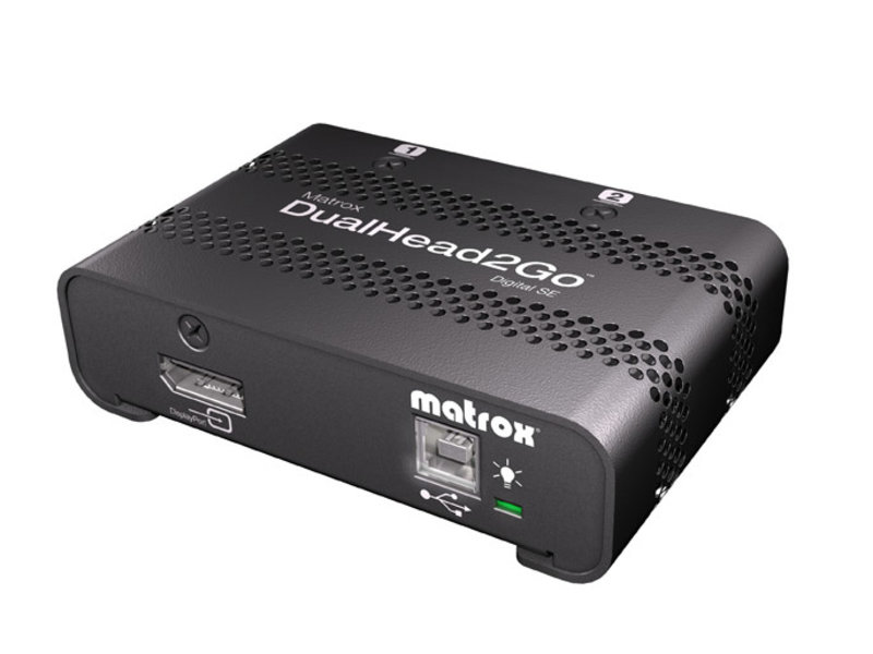 Matrox Matrox D2G-DP2D-IF Multi Display adapter