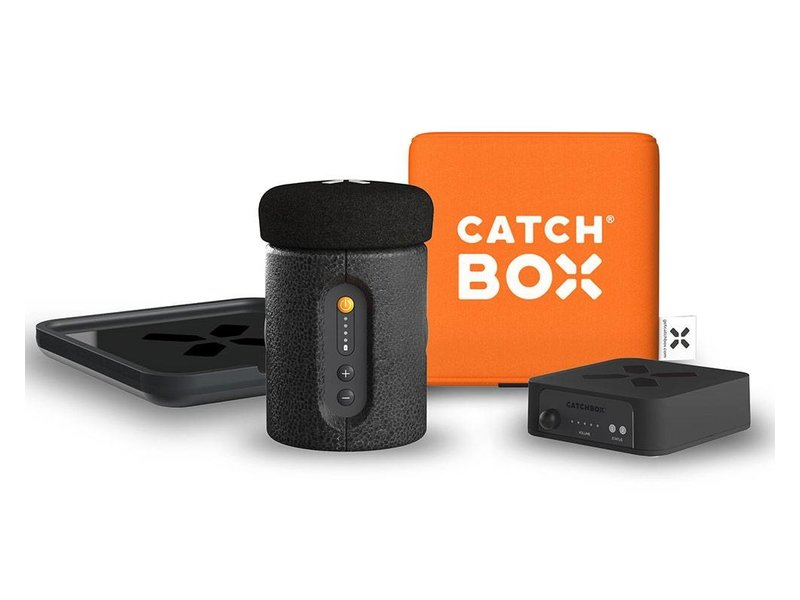 Catchbox Gooibare microfoon voor Catchbox Plus huren