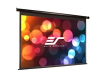 Elite Electric Standard 16:9 zwart