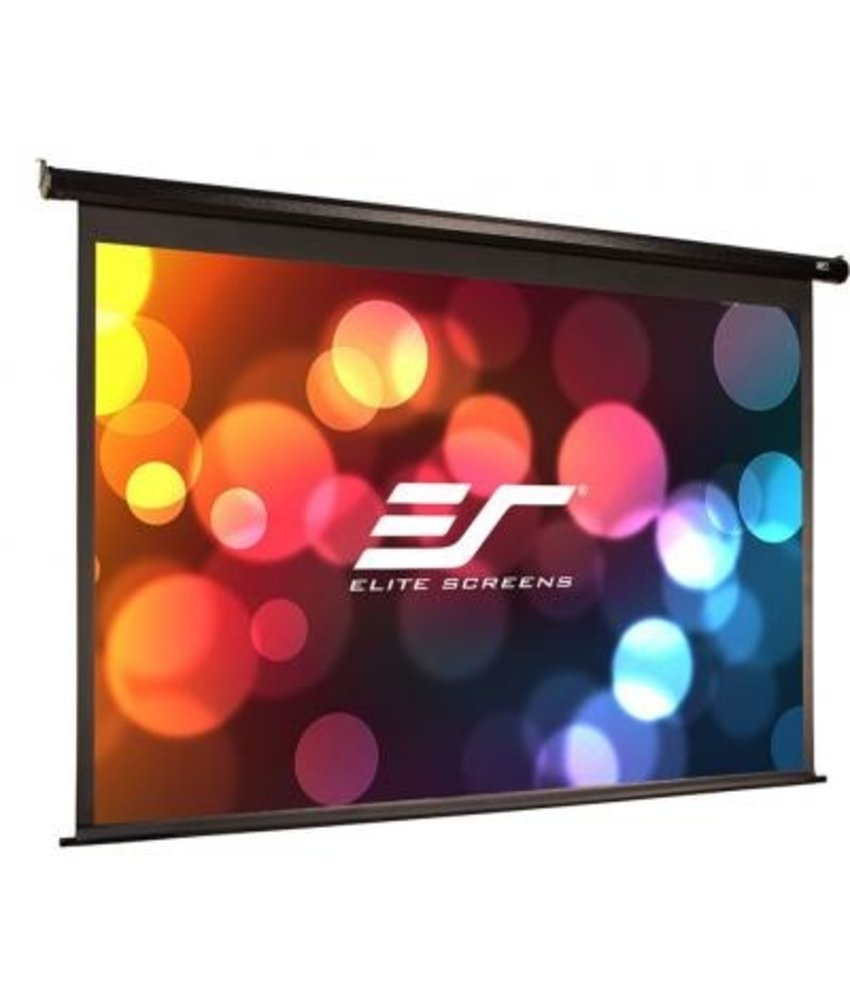 Elite Electric Standard 16:9 zwart