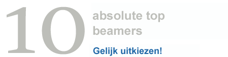 Top 10 beamers