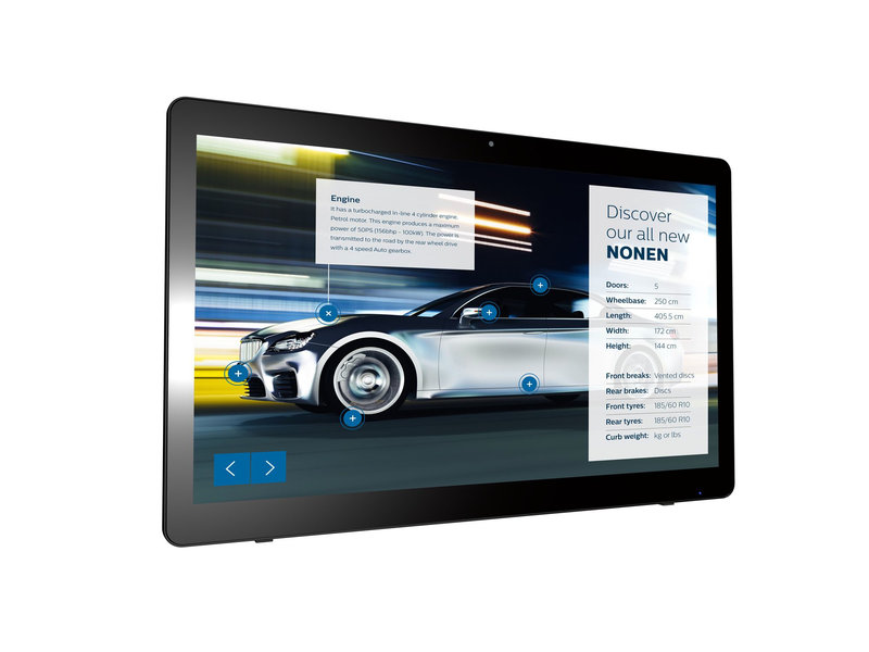Philips Philips  24BDL4151T T-Line Multi-Touch display