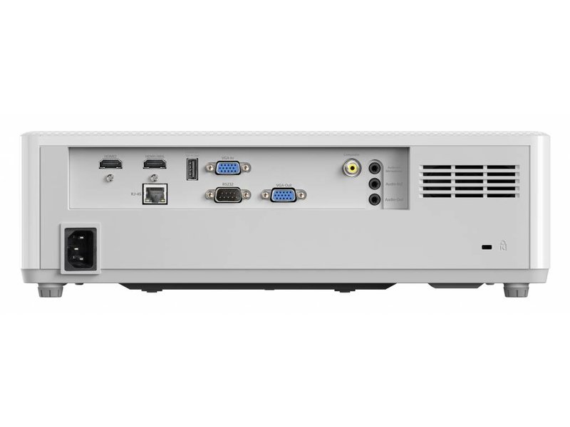 Optoma Optoma ZU506t White Full HD Laser beamer