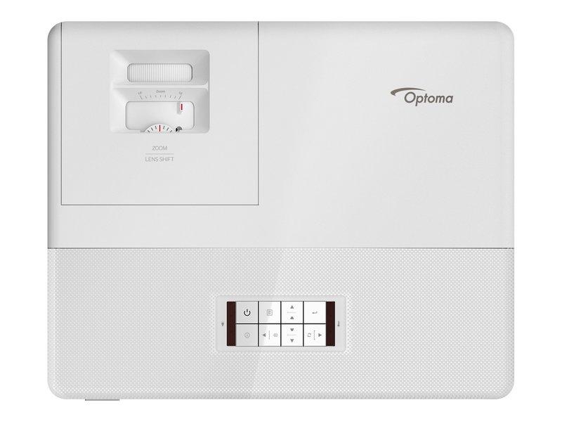 Optoma Optoma ZH506e Wit Full HD Laser beamer
